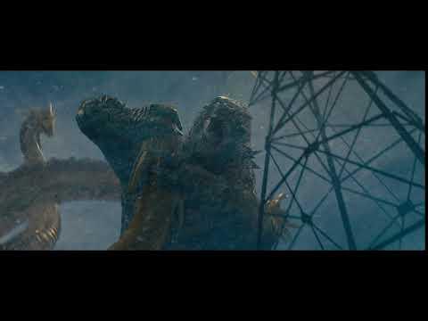 """Godzilla Rey de los Monstruos - Spot """"Corre"""" 10"""