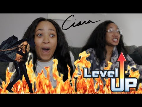 CIARA LEVEL UP  [ REACTION VIDEO ]