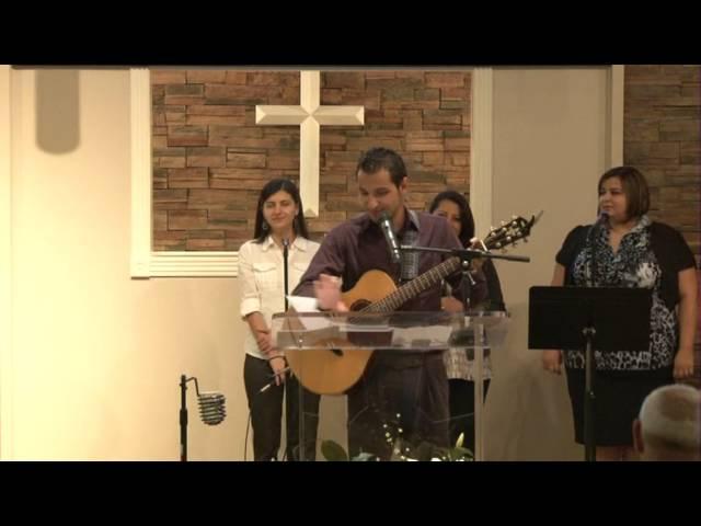 Living Word Arabic Church Dallas Worship Team