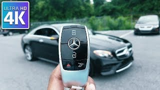 2019 Mercedes Benz E Class Coupe Interior