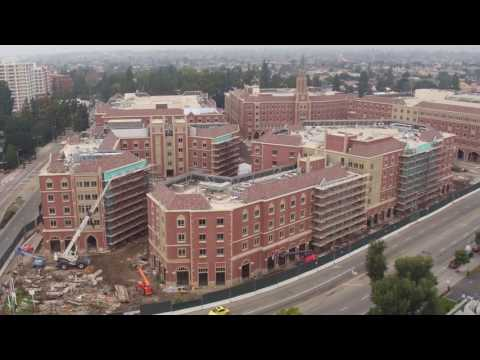 Construction Archives USC News – Usc Village Housing Floor Plans