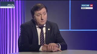 Актуальное интервью Владимир Шутов