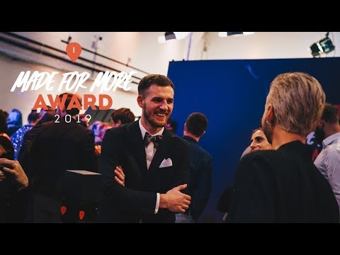 Melvin Lamberty im Interview I Made For More Award 2019 I SportScheck