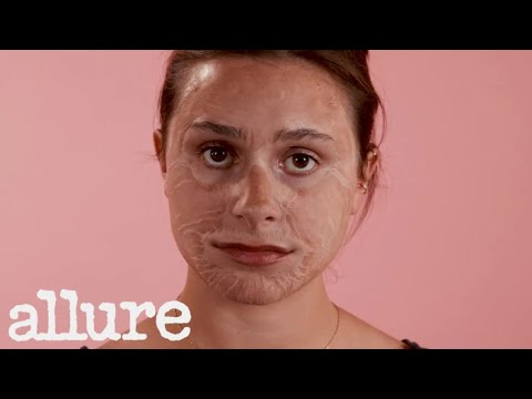 Trying the Korean Hanacure Mask That Went Viral | Allure