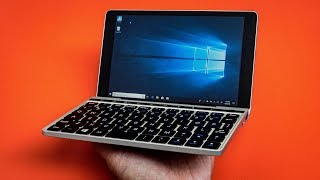 The World's Smallest Laptop Just Got Faster