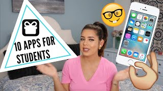 10 Apps Every Student Should Use! Back To School!