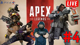 APEX LEGENDS #4 LIVE
