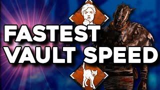 Fastest Vault Speed in Dead By Daylight