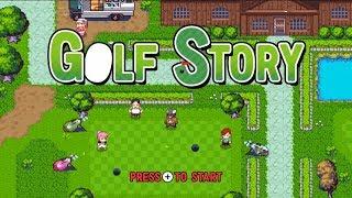 Golf Story [20] 100% Switch Longplay pt.1