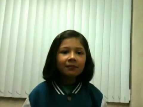 Clases de Vocalización para niños.
