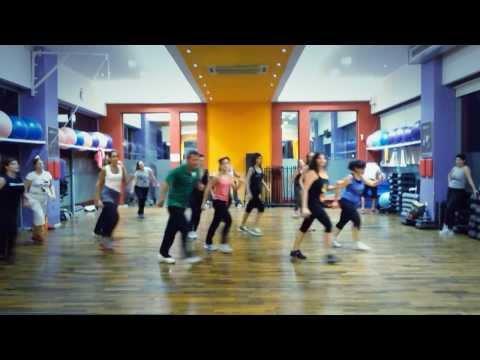 Baixar Play Hard - David Guetta Feat. Ne-Yo & Akon - Aerobic Choreography - 148 BPM - 15/11/2013.