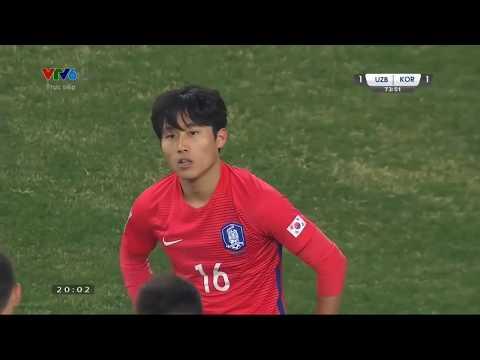U23 Uzbekistan hạ U23 Hàn Quốc với tỷ số khó tin