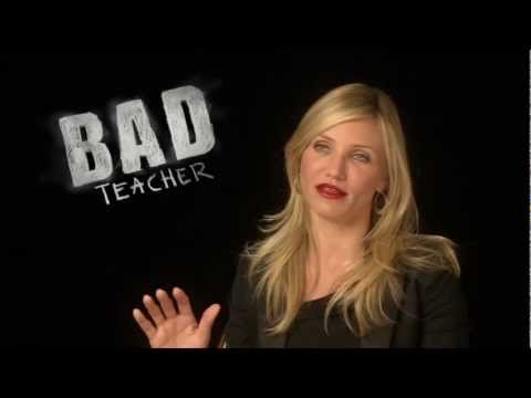 Cameron Diaz 'Bad Teacher' Interview