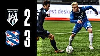 Heracles Almelo - sc Heerenveen | 14-01-2020 | Samenvatting