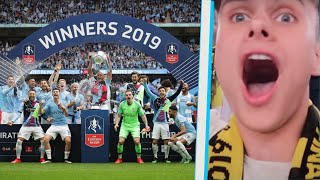 THE FA CUP FINAL... (ft. A SPECIAL GUEST!)