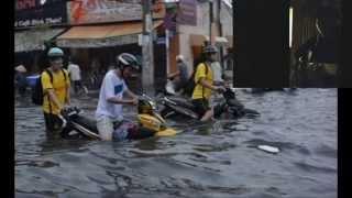 Thành Phố Của Tôi (nhạc chế) Sài Gòn mưa lũ ngập khắp nơi