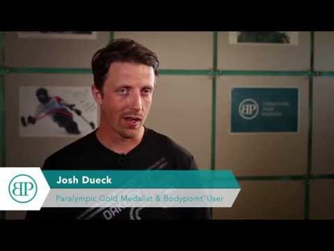 Bodypoint | Josh Dueck: Wheelchair Positioning Transcends Disability