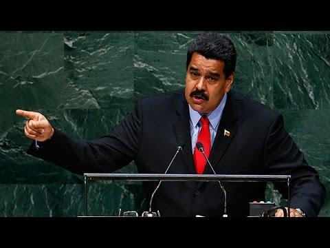 Discurso histórico de Nicolás Maduro en la Asamblea General de la ONU
