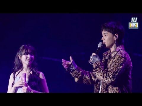 [2017/11/03] [HD] DEAN as special guest for IU concert || IU Palette Tour in Busan