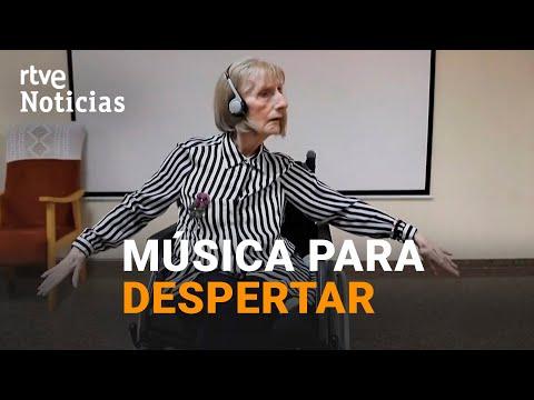 MUSICOTERAPIA para AYUDAR a los ENFERMOS de ALZEHIMER a DESPERTAR sus RECUERDOS  I RTVE