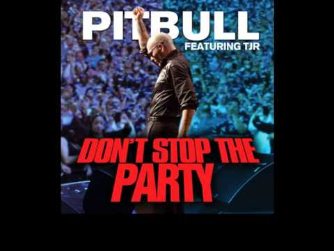 Baixar Pitbull - Don't Stop The Party ft. TJR (On Screen Lyrics) + Download Link