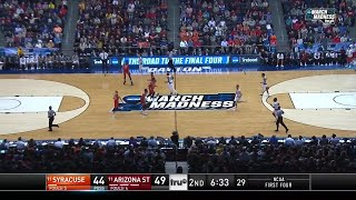 Syracuse vs. Arizona State: Game Highlights