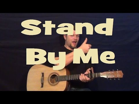 stand by me ben e king easy guitar lesson strum chords how to play tutorial youtube. Black Bedroom Furniture Sets. Home Design Ideas