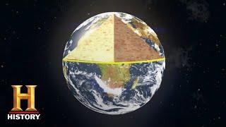 Ancient Aliens: Great Pyramid's Shocking Precision (Season 12) | History