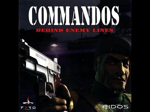 BITeLog 0083: Commandos: Behind Enemy Lines (Tutorial + Noruega, Misiones 1-7) (PC) LONGPLAY