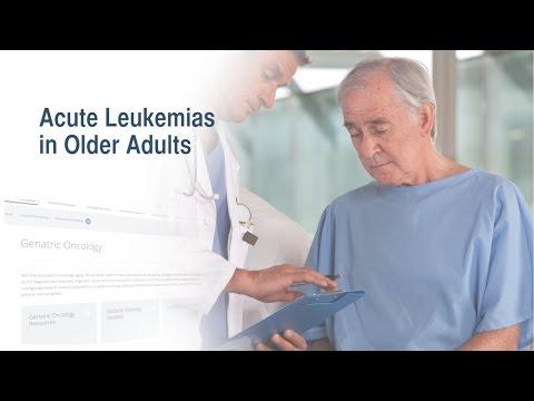 Acute Leukemias in Older Adults