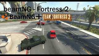 BeamNG   Fortress 2