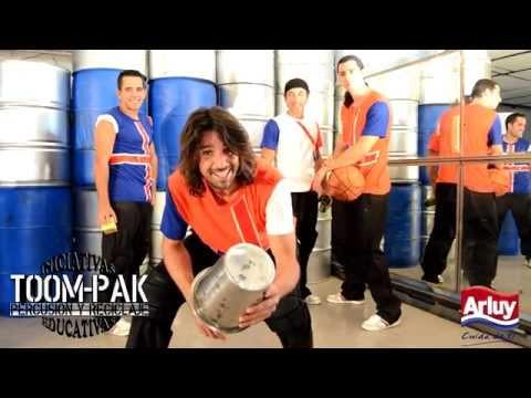Muestra musical por Toom-Pak