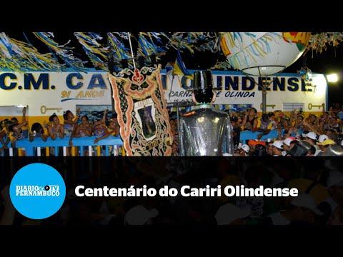 Cariri Olindense: 100 anos, 99 carnavais