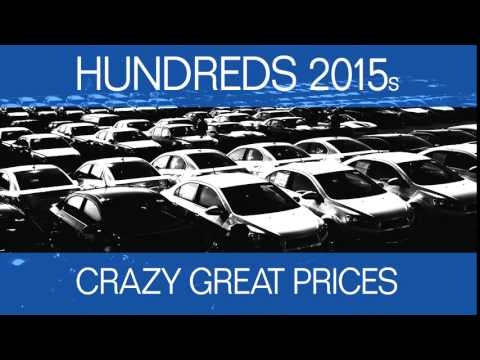 They all must go! Big Deals on 2015s.