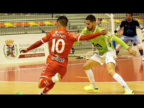 Jimbee Cartagena - Palma Futsal Jornada 22 Temp 20-21
