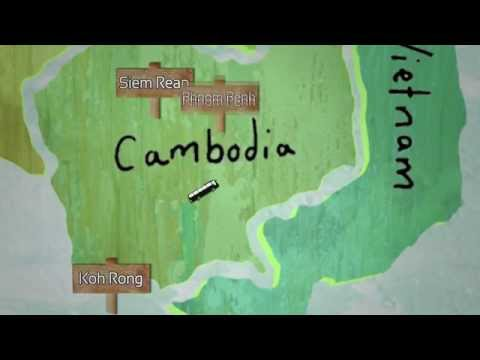 Saunders and Ollie Travel - Indochina - Part 1 - Thailand, Cambodia