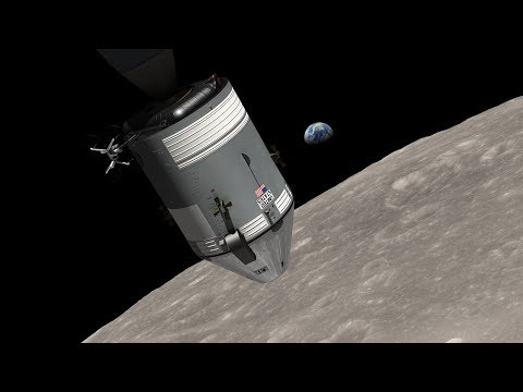 NASA   Earthrise: The 45th Anniversary - Smashpipe Tech