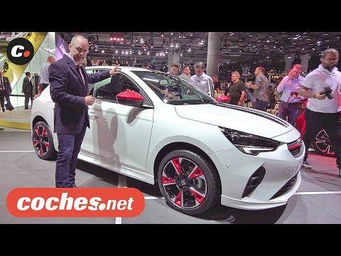 Opel Corsa 2020 / Salón de Frankfurt IAA 2019 en español   coches.net