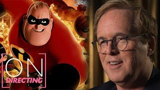 Incredibles 2 Director Brad Bird on Working on The Simpsons & The Iron Giant | On Directing