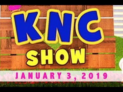 KNC Show (January 3, 2019)