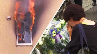 Arson Suspect Identified in Kyoto Anime Fire