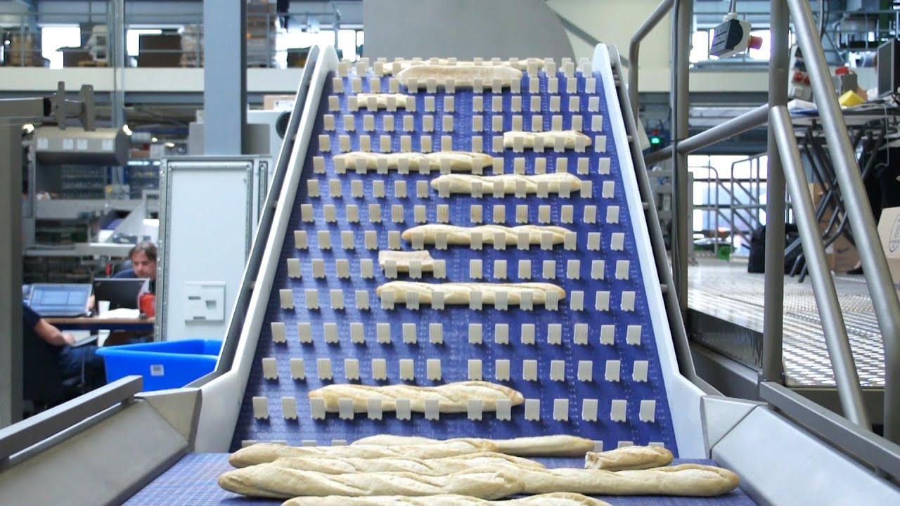 Überprüfung und Inspektion von Brot, Semmeln, Brötchen und Backwaren mit Bildverarbeitung bei Niverplast