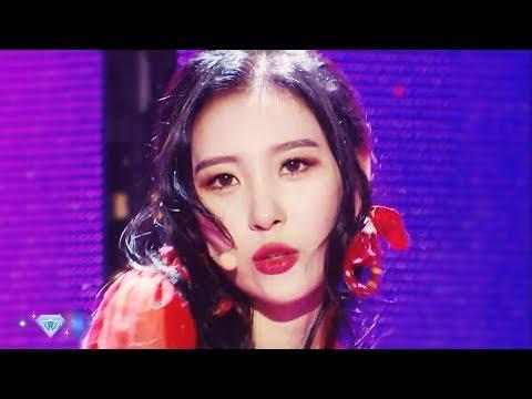 선미(SUNMI) - 주인공(Heroine) (All Stage mix/교차편집)