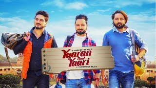 Yaaran Nal Yaari Sandeep Brar Ft Kulwinder Billa Video HD
