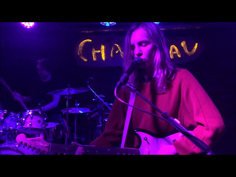 The Japanese House live in Prague. 5/5/17
