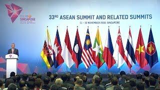Thủ tướng Nguyễn Xuân Phúc dự Phiên khai mạc Hội nghị Cấp cao ASEAN lần thứ 33