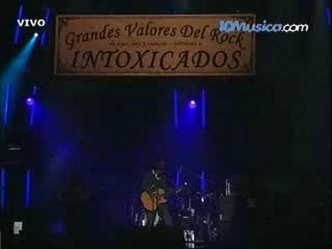Intoxicados en vivo - Fuego - Quilmes Rock 2007