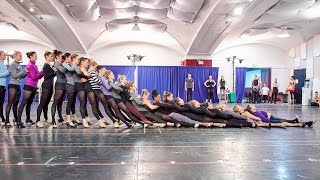 How the Rockettes Prepare for the Christmas Spectacular