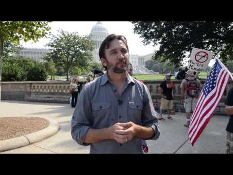 Josh Rushing talks about Al-Jazeera English on September 11th 2013