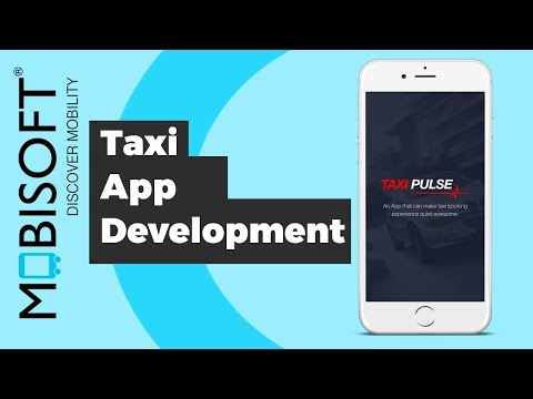 Taxi Booking App Solution | Taxi App Development | Mobisoft Infotech